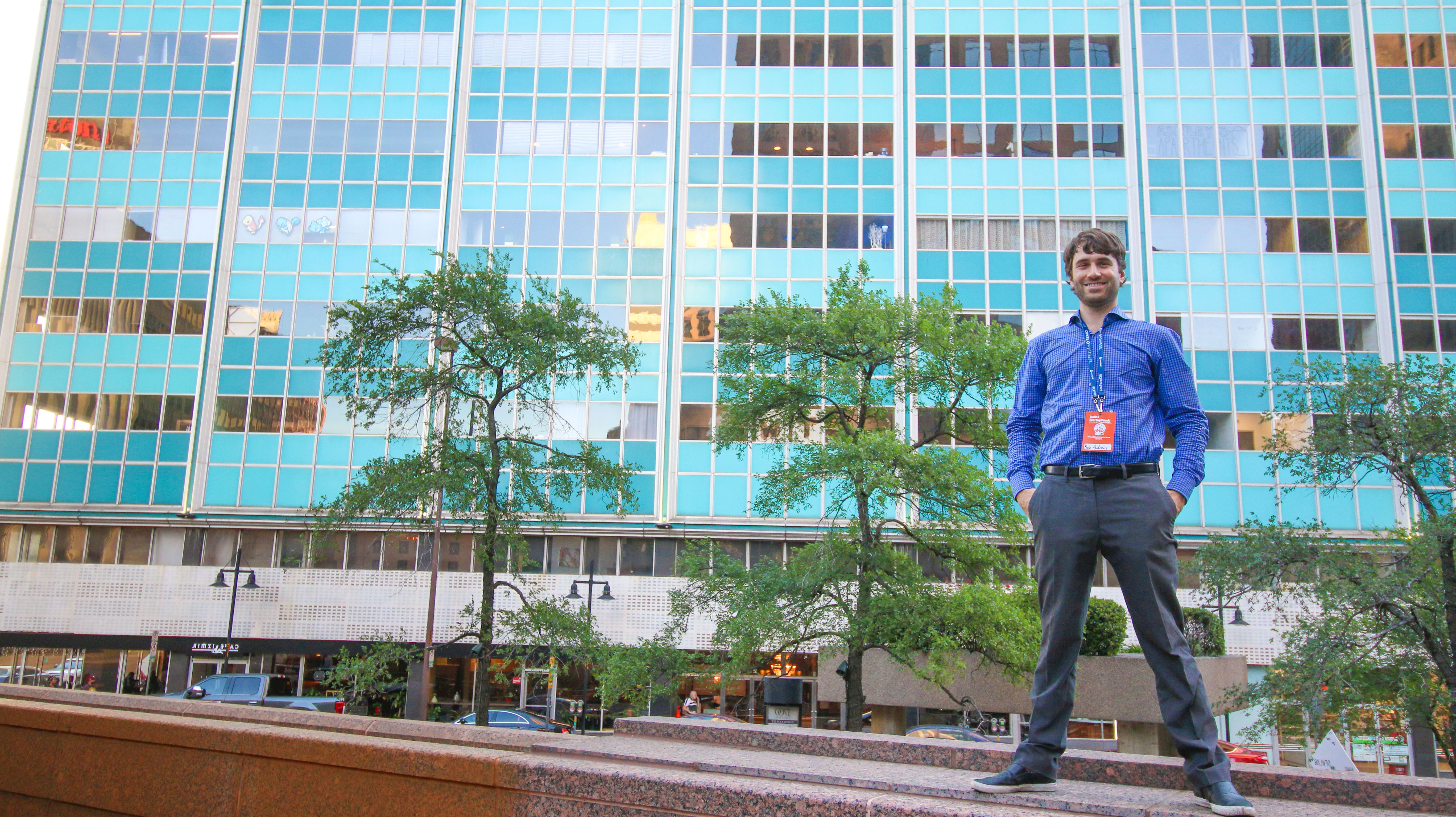 Startup finds home in dallas say yes to dallas for Nashville flipped